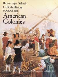 image of USKids History : Book of the American Colonies