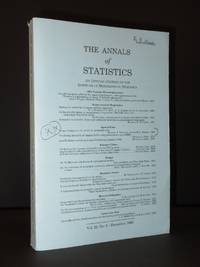The Annals of Statistics: An Official Journal of the Institute of Mathematical Statistics