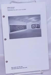 image of Alfred Jensen: Concordance. September 20, 2001-June 16, 2002