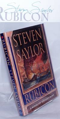 image of Rubicon a novel of Ancient Rome [signed]