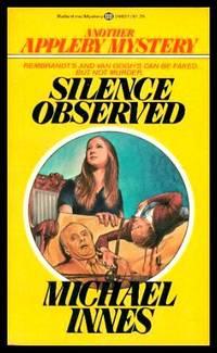 image of SILENCE OBSERVED - A John Appleby Mystery