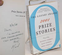 Prize Stories 2001, The O. Henry Awards; Edited and with an Introduction by Larry Dark