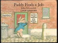 image of Paddy Finds a Job : A Pop-Up Story