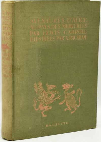 Paris: Librairie Hachette, 1910. Second Rackham Edition in French. Hard Cover. Very Good binding. Th...