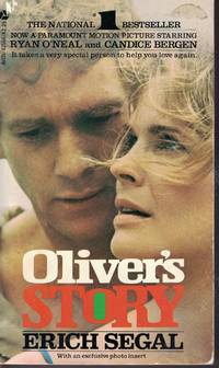 image of Oliver's Story