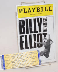 Billy Elliot: the musical; Imperial Theatre Playbill