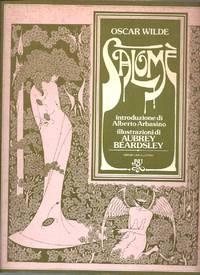 image of Salomè - tragedia in un atto Introduzione di Alberto Arbasino illustrazioni di Aubrey Beardsley