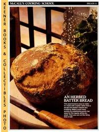 image of McCall's Cooking School Recipe Card: Breads 33 - Herb-Parmesan Bread :  Replacement McCall's Recipage or Recipe Card For 3-Ring Binders : McCall's  Cooking School Cookbook Series