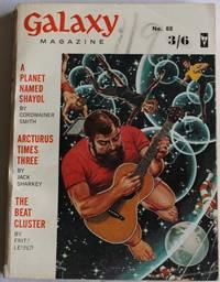 Galaxy Magazine  No 88 October 1961
