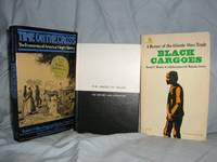 The American Negro, His History and Literature, Five Slave Narratives and 2 Other Books