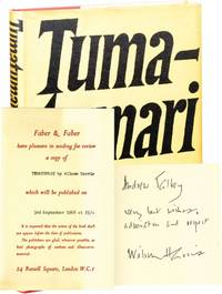 image of Tumatumari (First UK Edition, review copy, inscribed to novelist Andrew Salkey)