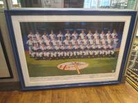 Limited Edition Poster signed by 33 players and coaches by 1961 NEW YORK YANKEES - Limited - 1990 - from Argosy Book Store and Biblio.com