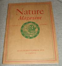 image of Nature Magazine for August-September 1938