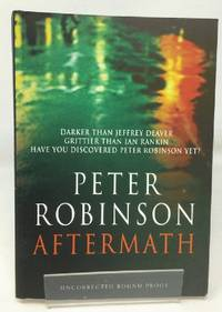 image of Aftermath (The Inspector Banks series) Uncorrected Bound Proof