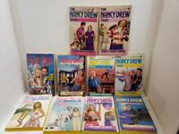 Lot of 10 Nancy Drew Case Files by Carolyn Keene Paperbacks 23 28 49 52 55 56 63