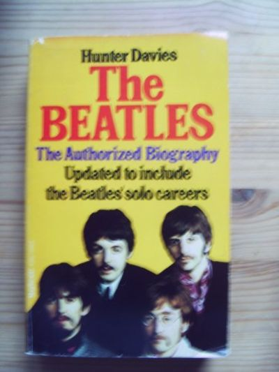 9780583115308 The Beatles By Hunter Davies
