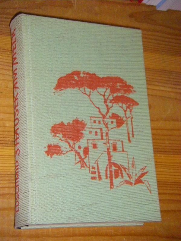 drei h user am meer roman by kasimir edschmid hardcover erste ausgabe 1958 from. Black Bedroom Furniture Sets. Home Design Ideas