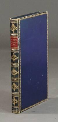 Edinburgh: William Blackwood and Sons, 1890. First edition, 8vo, pp. viii, 189; contemporary full da...