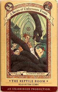 image of The Reptile Room 2 Series of Unfortunate Events (Cassette)