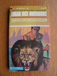 image of Tarzan and the Golden Lion # 9 ( # U2009 )