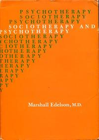 Sociotherapy and Psychotherapy