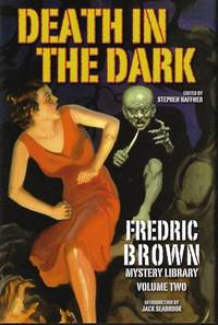 image of DEATH IN THE DARK; Fredric Brown Mystery Library Volume Two