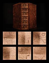 La géographie françoise contenant les descriptions, les cartes, et le blason des prouinces de...