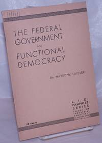 image of The federal government and functional democracy