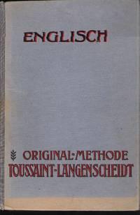 Englisch. Original Methode Toussaint - Langenscheidt. : Brieflicher Sprach- und...