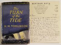THE TURN OF THE TIDE. A Log-Book