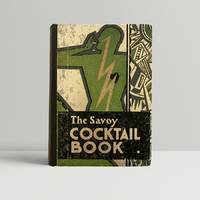 image of The Savoy Cocktail Book