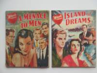image of Island of dreams, with, A menace to men. 2 stories in the Miracle Library  series nos 126 & 128