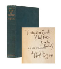 image of This Side of Paradise (Inscribed First Edition)