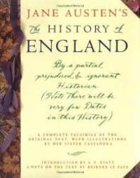 image of Jane Austen's The History of England