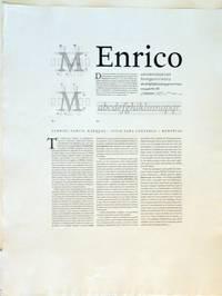 Enrico Prueba; Vivir para Contarlo