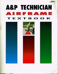 image of A & P Technician Airframe Textbook 2nd edition