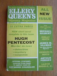 Ellery Queen's Mystery Magazine October 1963 by  Philip Durham. Alice Sokoloff  Edward D. Hoch - Paperback - First Appearance - 1963 - from Scene of the Crime Books, IOBA (SKU: 17620)
