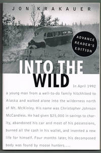 image of Into the Wild  (Uncorrected Proofs / Advance Reader's Edition)