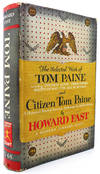 THE SELECTED WORK OF TOM PAINE & CITIZEN TOM PAINE Modern Library G68
