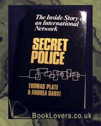 Secret Police by Thomas Plate;  Andrea Darvi; - First Edition - 1982 - from BookLovers of Bath and Biblio.com