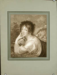 Untitled image of a women with Lyre.