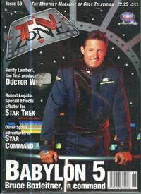 TV Zone Magazine Issue 69 August 1995