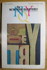 The New York Quarterly; 1975, Number 17