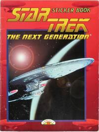 image of Star Trek the Next Generation Sticker Book