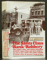 image of The Santa Claus Bank Robbery