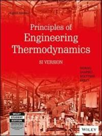 Principles of Engineering Thermodynamics, 8ed