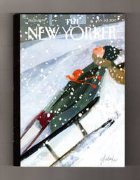 The New Yorker - February 6, 2017. Autumn of the Atom; The Troll of Internet Art; The Rich Dig Bunkers; Alternate-Ending Movies; Marisa Merz; Beauty Queen of Leenane;  Daniel Barenboim; Pete Holmes; Paul Auster