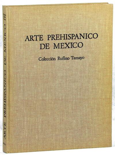 Mexico City: Ediciones Galeria de Arte Misrach, 1973. Hardcover. Very good. 159pp+ index. Very good ...