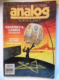 Analog Science Fiction Science Fact, December 1984 (Vol. CIV, No. 12)