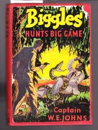 image of Biggles Hunts Big Game